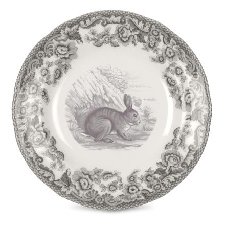 Delamere Rural Plate - Rabbit