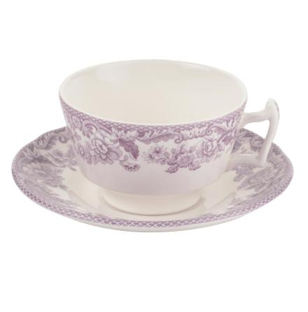 Delamere Bouquet Teacup & Sauc