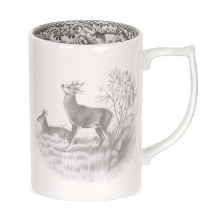 Delamere Rural Mug - Deer 35cl
