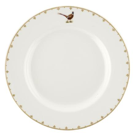 Glen Lodge Pheasant Plate 27cm