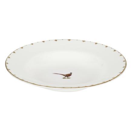 Glen Lodge Pheasant Soup Plate