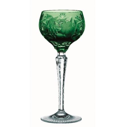 Traube Hock Vinglas Emerald