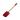 Cherry Medium Spatula L30cm