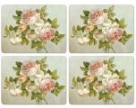 Antique Rose Bordsunderlägg 4-pack