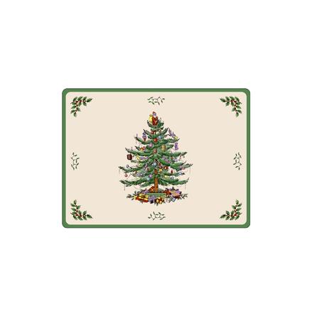 Christmas Tree Bordsunderlägg 4-pack