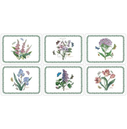 Botanic Garden Bordsunderlägg 6-pack